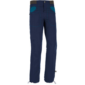 E9 B Rondo Story Climbing Trousers Kids blue navy